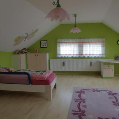 Kinderzimmer in Halbturn