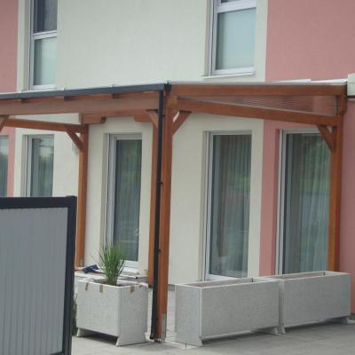Terrassenüberdachung in Leopoldsdorf