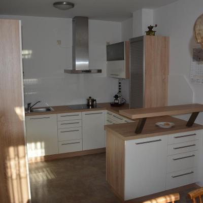 Küche in Illmitz
